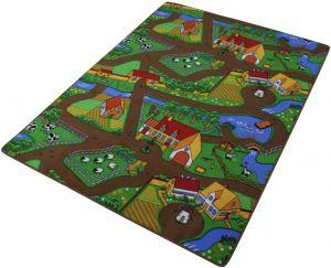 Spielteppich Farm